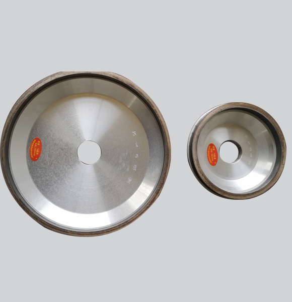 青铜结合剂金刚石砂轮(浮动密封圈)